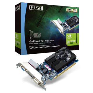 ELSA GEFORCE GT 620 Rev.2 1GB