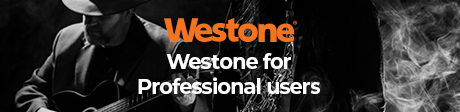 Westone for Professional users