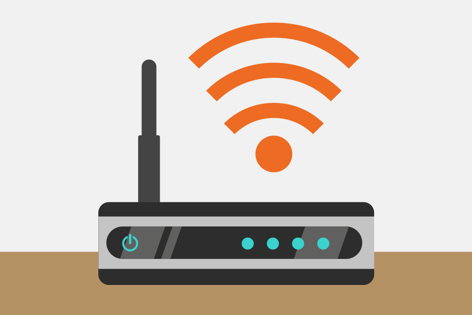 無線LANのセキュリティの種類で...
