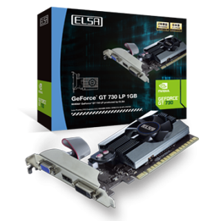 ELSA GEFORCE GT 730 LP 1GB