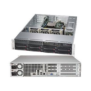 SuperServer 5028R-WR (Black)