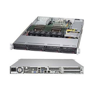 SuperServer 6018R-TDW (Black)