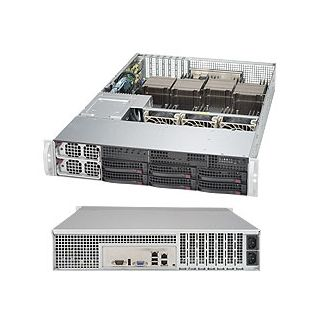 SuperServer 8028B-TR4F (Black)