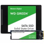 WD Green PC SSDシリーズ