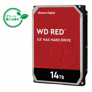 WD Red シリーズ (NAS向けHDD)