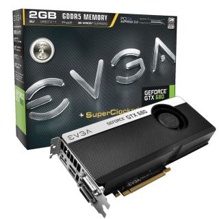 EVGA GeForce GTX680 SC Signature+