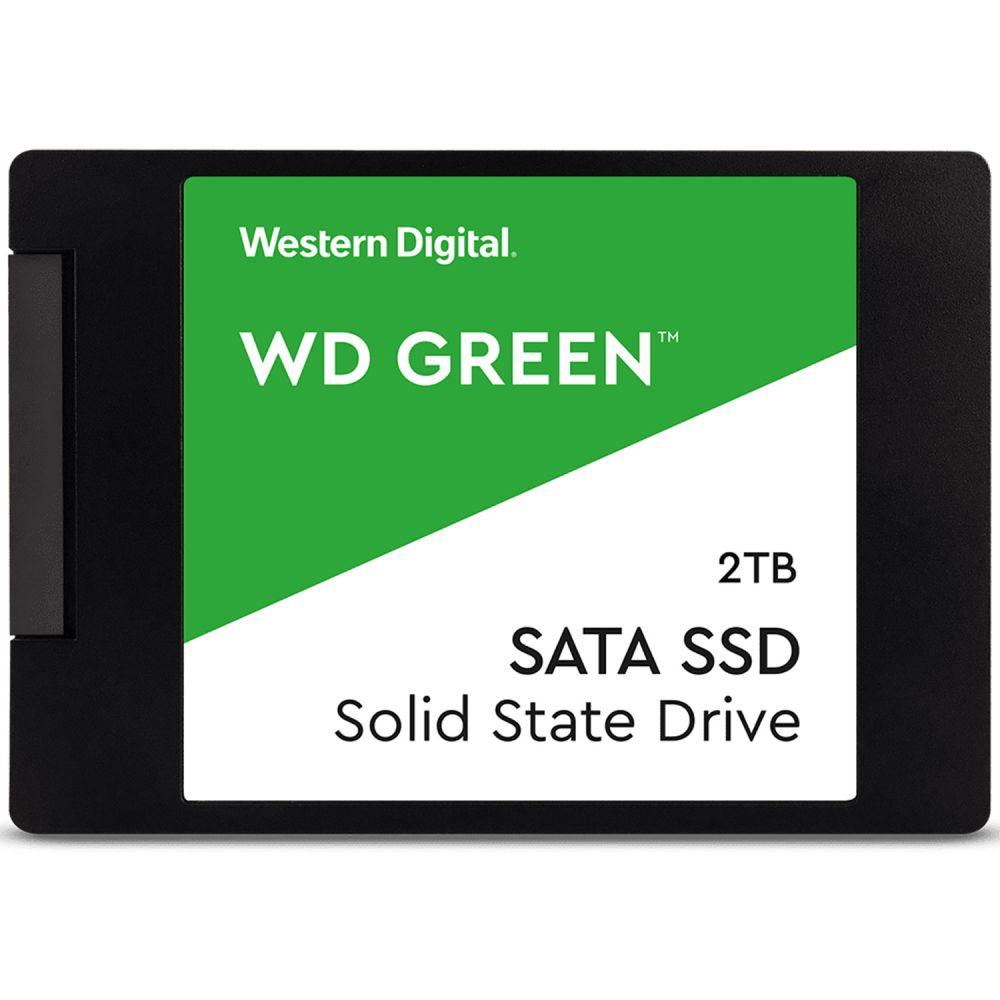 WD Green SSD 120GB 2.5インチ